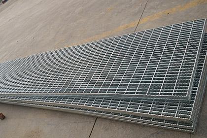 舟山平台钢格板